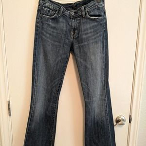 Citizens of Humanity Bootcut Flare Jeans Size 27